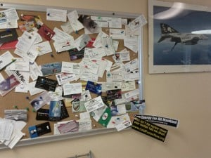 Voyager-Restaurant-Bulletin-Board