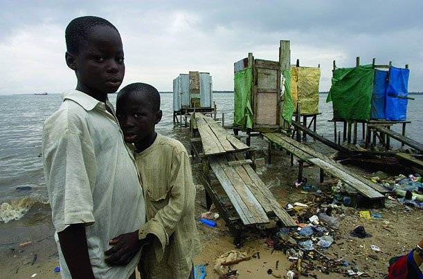 the caurse of poverty in nigeria