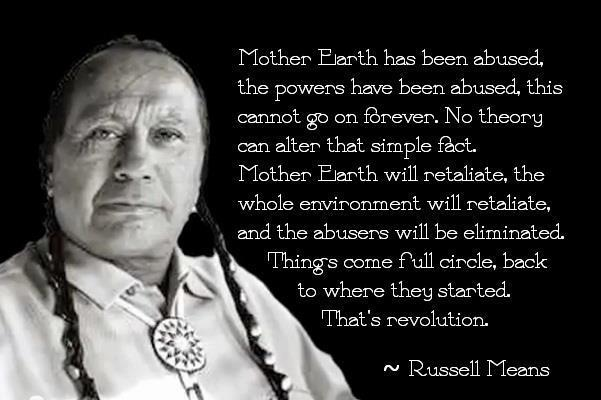 Remembering American Indian Freedom-Fighter Russell Means