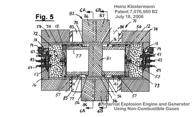 Heinz Klostermann On The Papp Engine There Should Be A Marshall Plan To Support This on Free Piston Stirling Engine