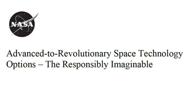 """Responsibly imaginable"" LENR solutions from NASA"