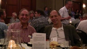 Dr. Mitchell Swartz, JET Energy and Steve Katinsky, LENRIA at ICCF-18 Banquet