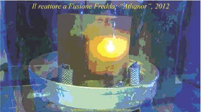 The Athanor Reactor by Open Power Association.