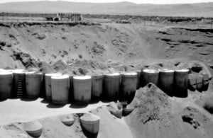 Radioactive waste disposal in the US. Disaster in the making.