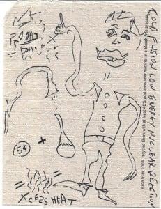 Eli's doodle