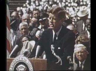 President Kennedy Speech