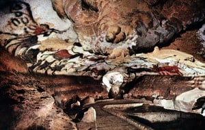 Main Chamber at Lascaux, France