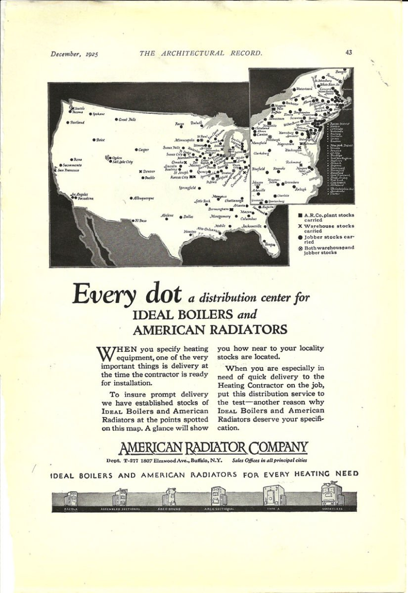 American-Radiator-Co-Dist-Map