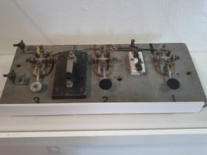 Robert Goddard Switchbox