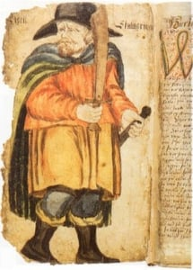 Medieval-man