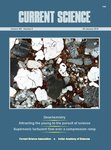 Cover of Current Science 108