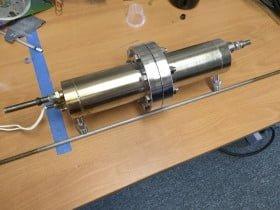 Brillioun reactor core